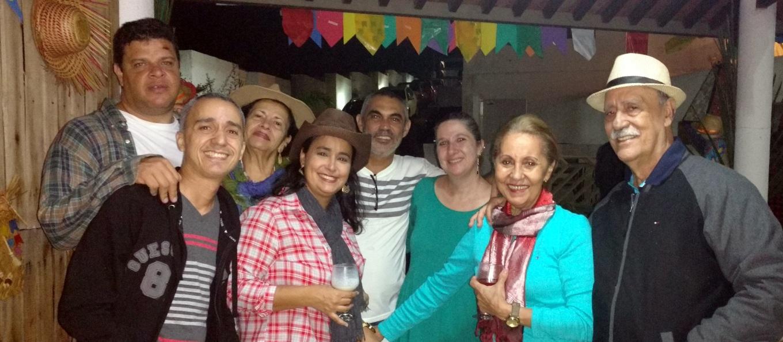 família junina