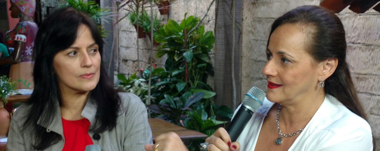 Fátima e Vanessa Tenório
