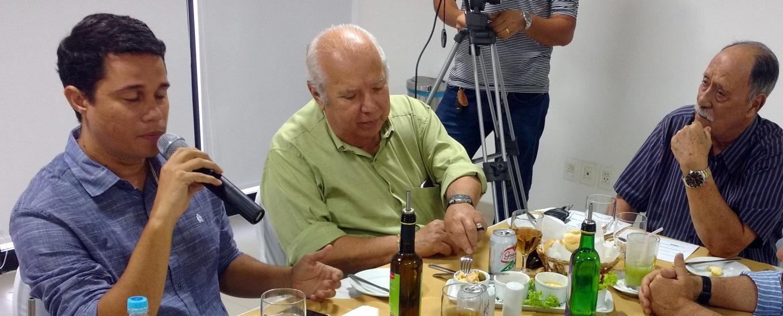 THIAGO FALCÃO E MANDUCA